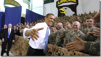 obama greets troops 050611
