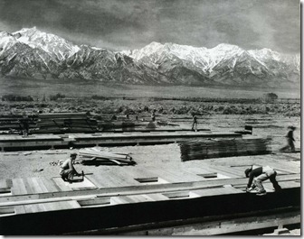 Building Manzanar, Clem Albers