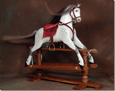 unbranded-ringinglow-wooden-rocking-horse