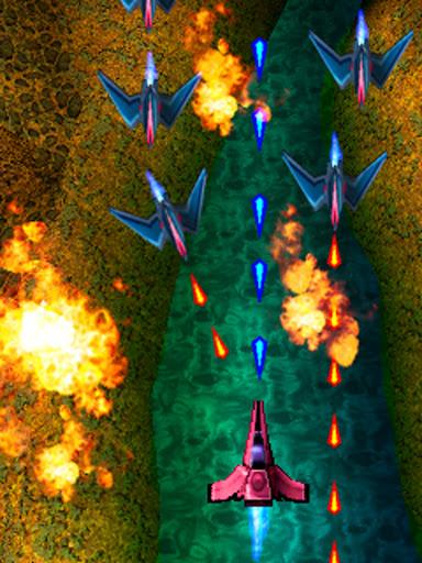 screenshot_02 Retro Review: Série Alpha Wing