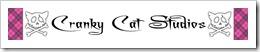 cranky cat banner