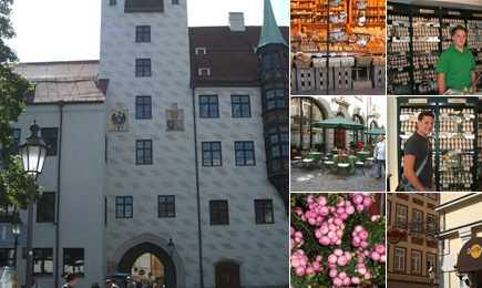 Bilder von München anzeigen
