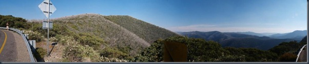 Road to Hotham
