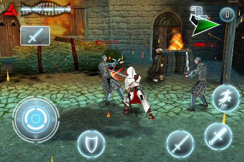 Top 10 Free iPhone Action Games
