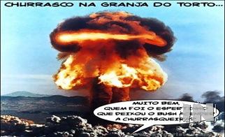 CHURRASCO BOM!
