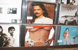 capas de cd
