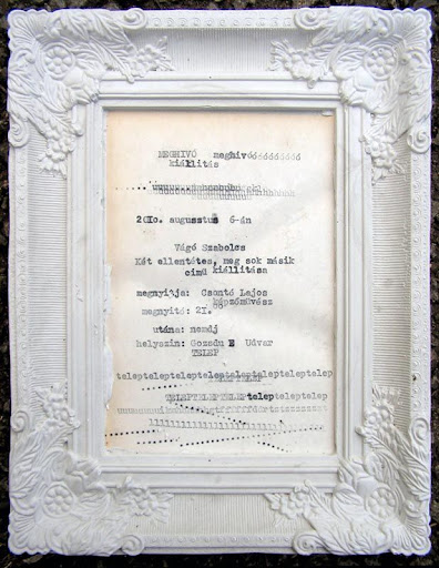 Vágó Szabolcs, Gozsdu Udvar, Telep, Budapest,  blog,  műsorajánló, kiállítás