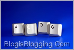 Brief Lines about blogging