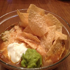 Michele's Chicken Tortilla Soup