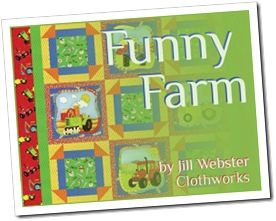 Funny Farm by Jill Webster for Clothworks