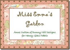 Miss Emma's Garden