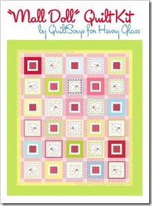 Mall Doll Quilt Kit
