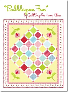 Bubblegum Fun Quilt Kit