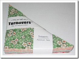 Snippets Turnover