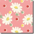 Snippets Daisies Dots Pink