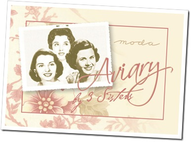 Aviary by 3 Sisters for Moda
