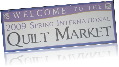 Quilt Market Welcome
