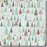 Figgy Pudding - Forest Blue #30183-15