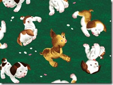 The Poky Little Puppy - Puppy Toss Green #20816-G