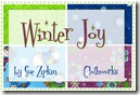 Winter Joy by Sue Zipkin for Clothworks