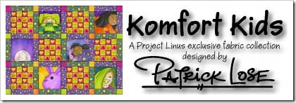 Komfort Kids by Patrick Lose for Avlyn / Project Linus