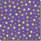 Komfort Kids - Twinkle Stars Periwinkle #3300-205