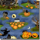Pumpkin Hollow - Scenic Blue #93063-479