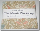 The Morris Workshop - Charm Pack #8140PP