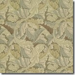 The Morris Workshop - Acanthus Green #8144-12