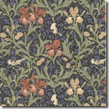 The Morris Workshop - Iris Indigo #8146-18