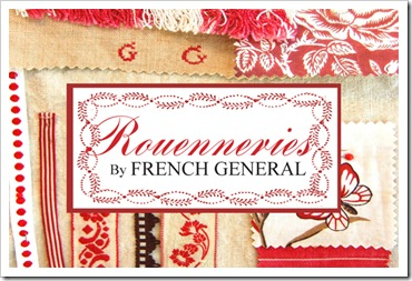 Rouenneries by French General for Moda