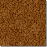 Tiny Tailors - Stitches on Brown #20991-A