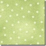 Tiny Tailors - Tiny Buttons on Green #20992-G