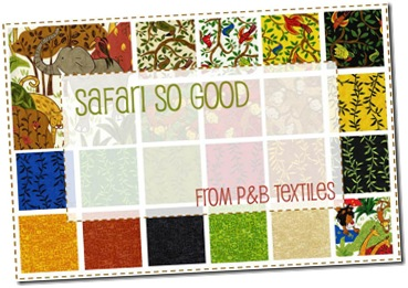 Safari So Good from P&B Textiles