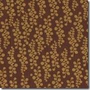 Wild Thyme - Vines Tonal Brown #252Z