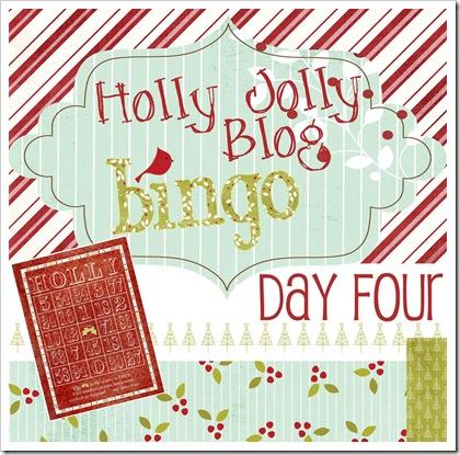 Holly Jolly Blog Bingo