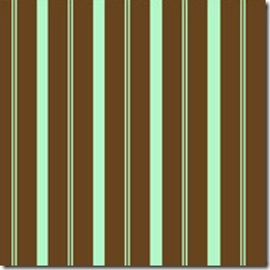 Into the Woods - Stripe Green #507-20