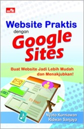 Website Praktis dengan Google Sites