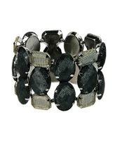 Mesh Jewels Elastic Bracelet by Forever21
