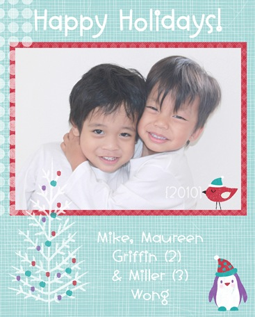ChristmasCard2010 Redone