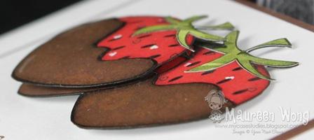 Chocoholic & Double Choco Cake 2b