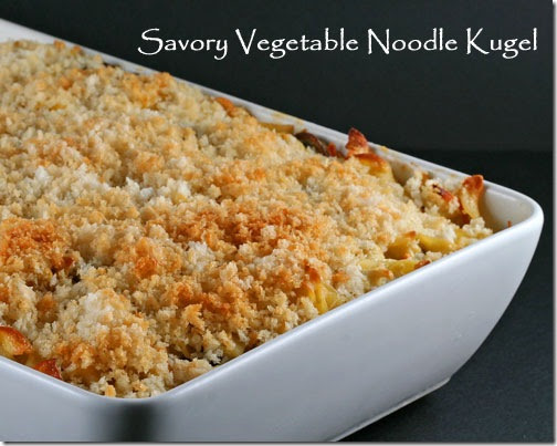Sticky, Gooey, Creamy, Chewy: Savory Vegetable Noodle ...