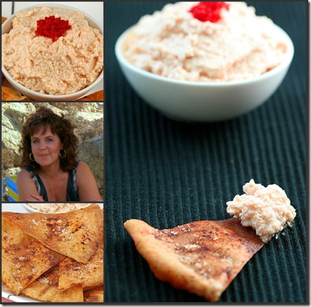 Taramasalata Collage