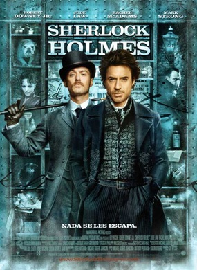 Poster Sherlock Holmes