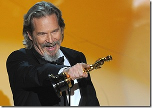 Jeff Bridges Oscar