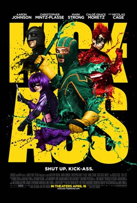 Poster Kick-Ass