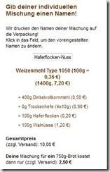 Haferflocken-Nuss Brot