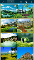 Screenshot of Android Gallery