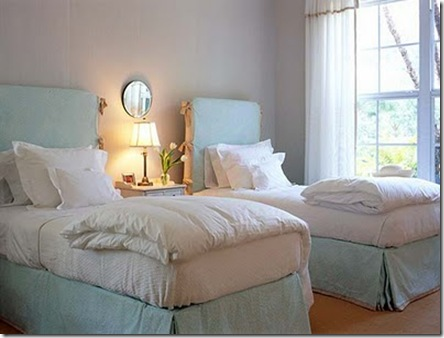 twin beds martha stewart