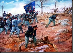 Assault on Missionary Ridge
